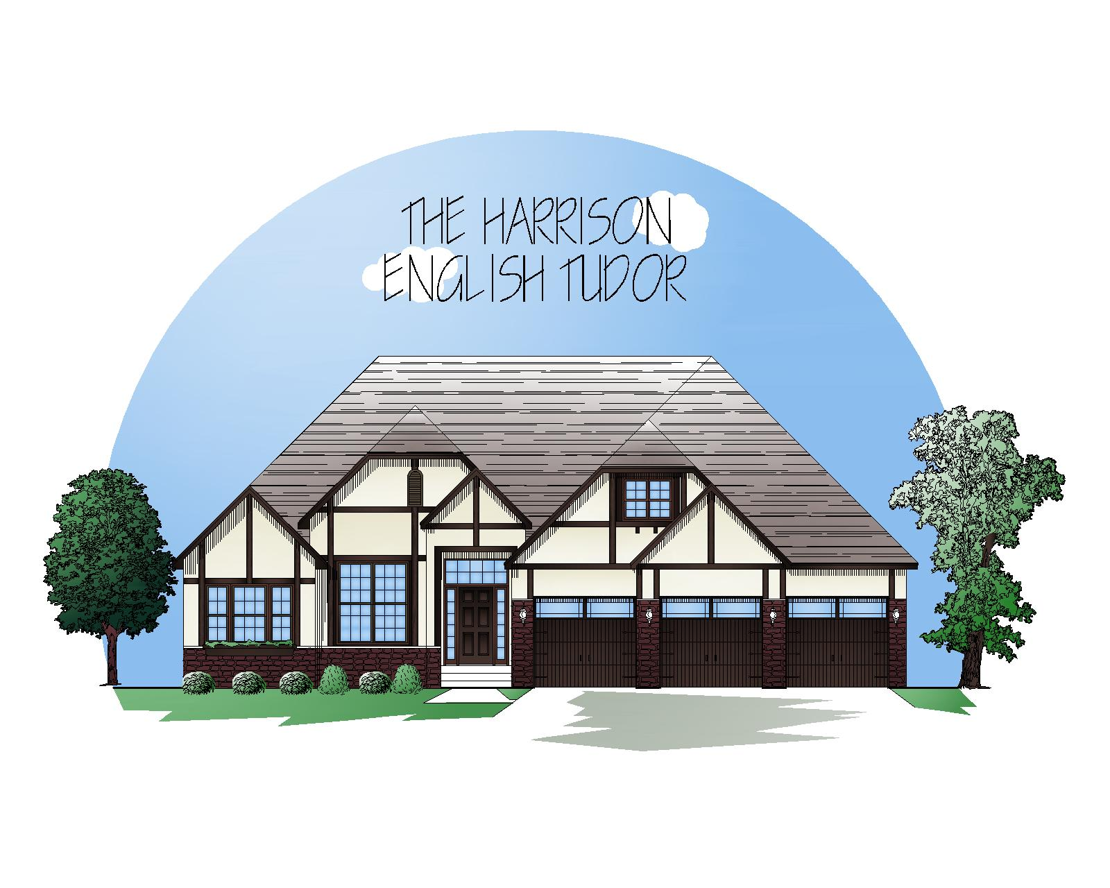 English Tudor Style The Harrison