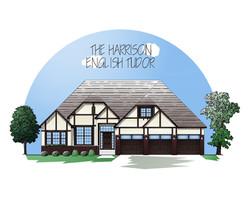English Tudor Style The Harrison