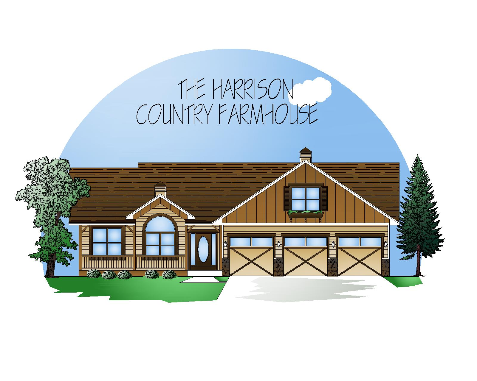 Farmhouse Style The Harrison