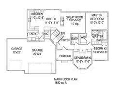 Rambler Floorplan Connor