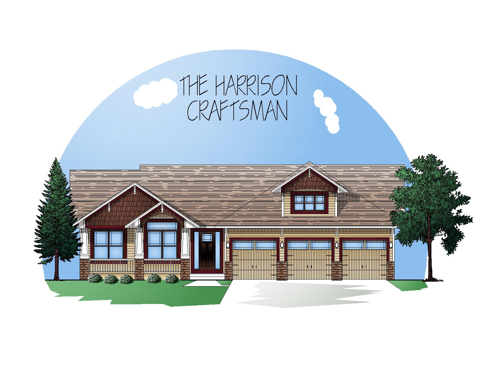 Craftsman Style The Harrison