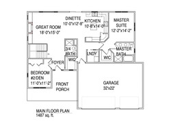 Rambler floorplan Lucy