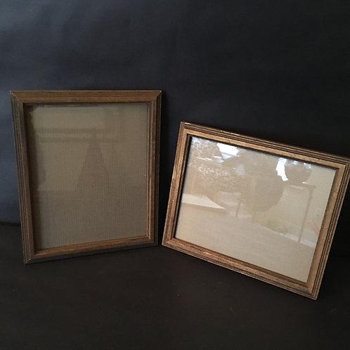 8 x 10 Rustic Wood Frames