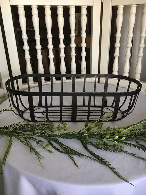 Oval Serving Basket