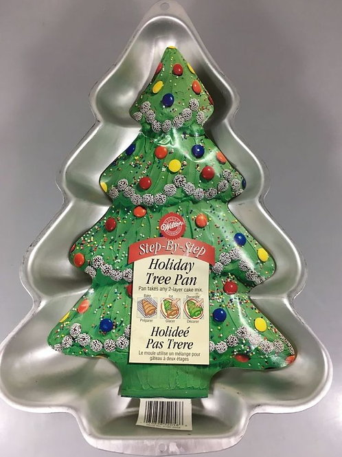 Holiday Tree Pan