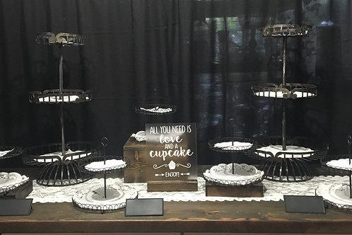 Cupcake/Cookie Dessert Bar