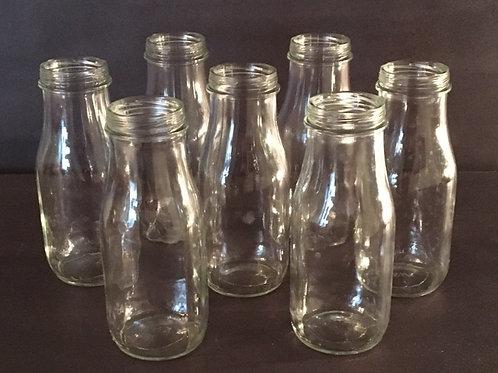 Small Milk Bottles