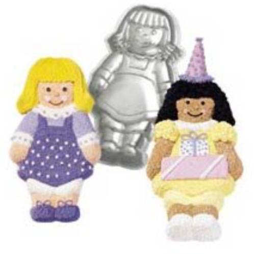 Rag Doll Cake Pan