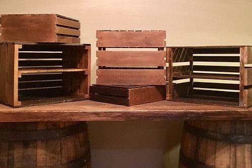 Crate Cupcake/Dessert Bar Set