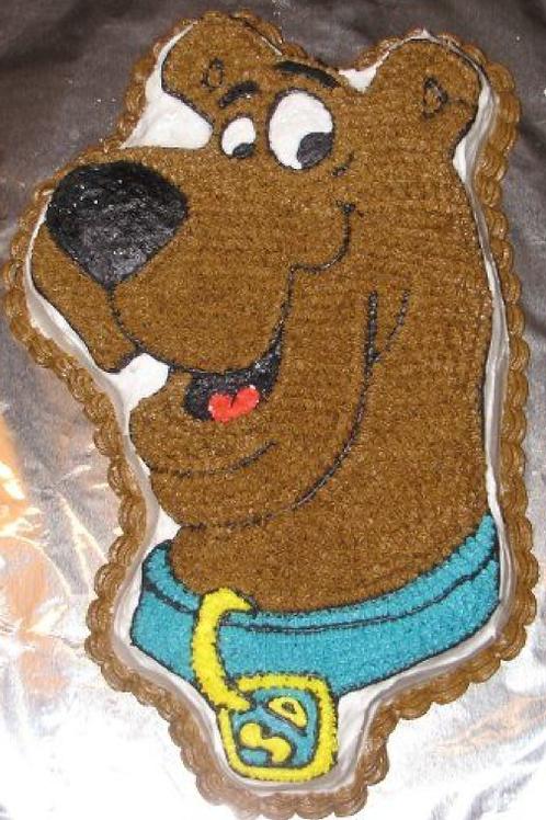 Scooby Doo Cake Pan