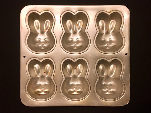 Mini Easter Bunny Cake Pan
