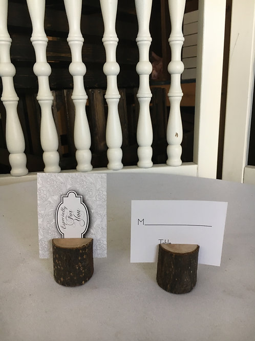 Place Card/Photo/Seating Holders