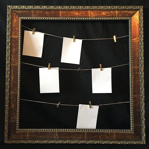 Medium Frame Photo Holder