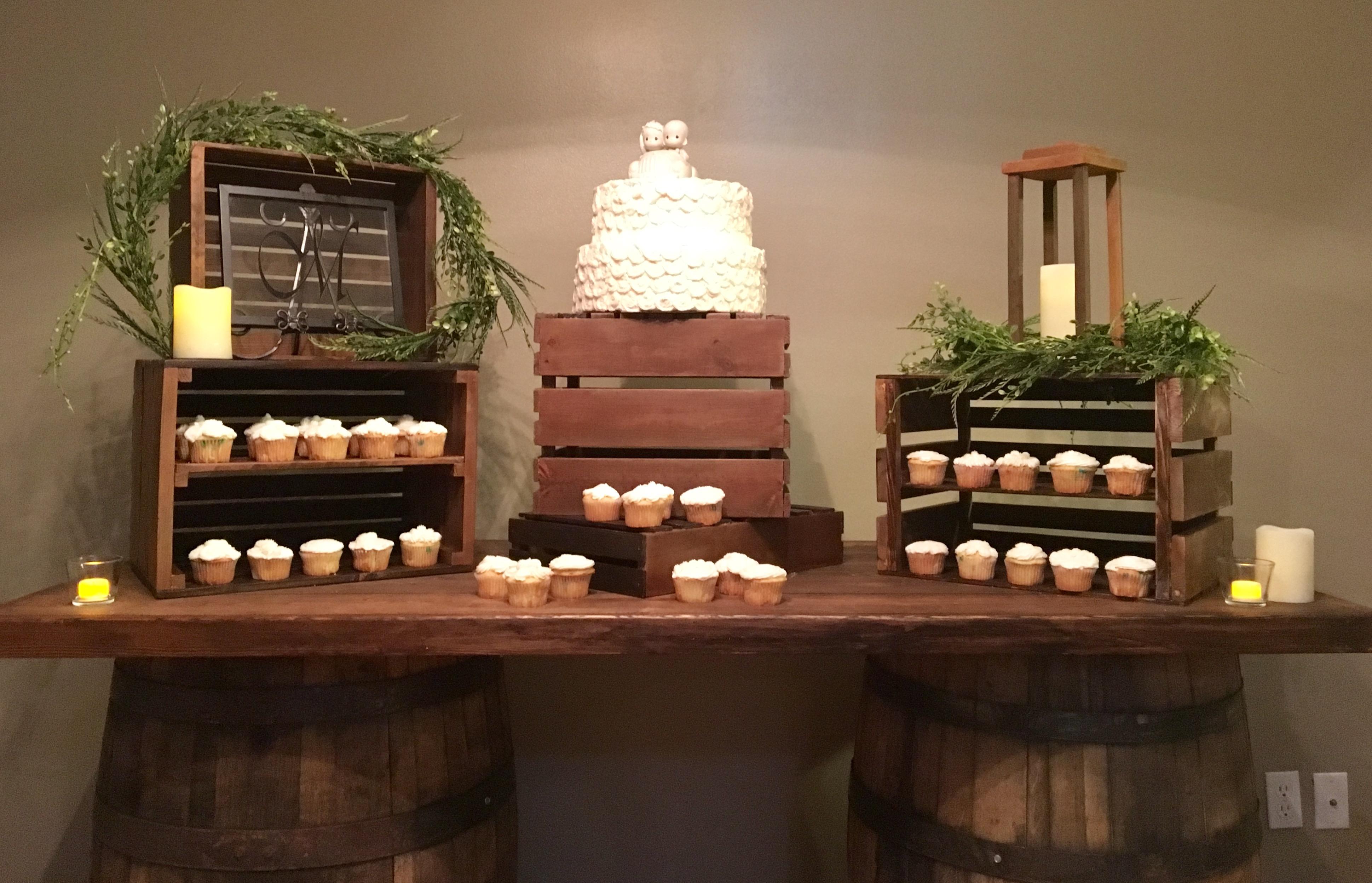 Dessert Crate Set