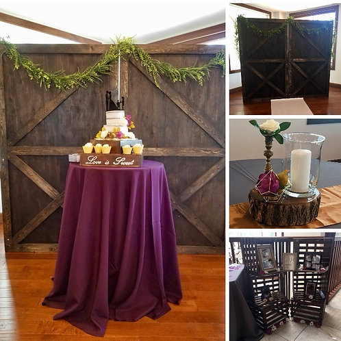 Brick Canvas Isabelle Wedding