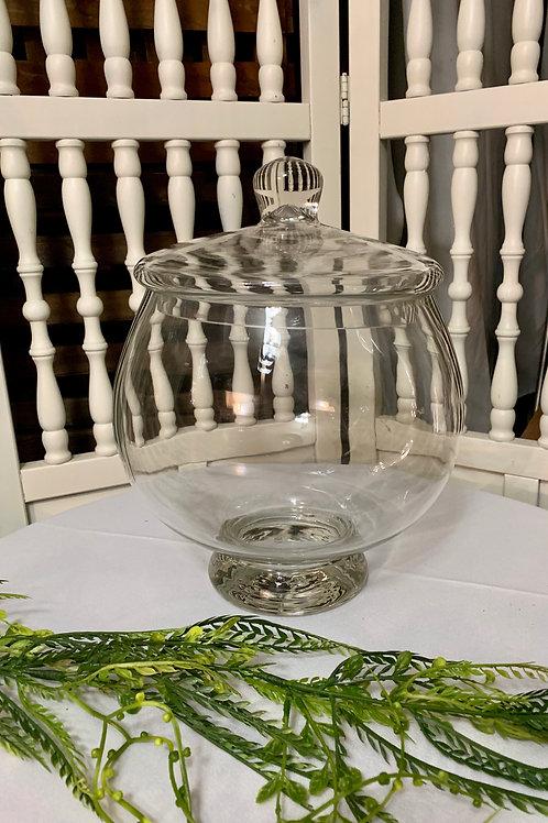 Round Apothecary Jar