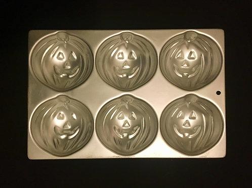 Mini Jack-O-Lantern Cake Pan