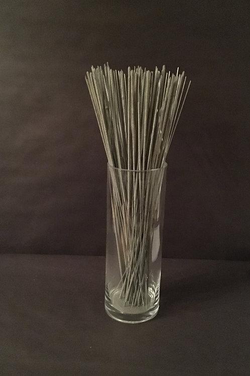 Clear Sparkler Vase