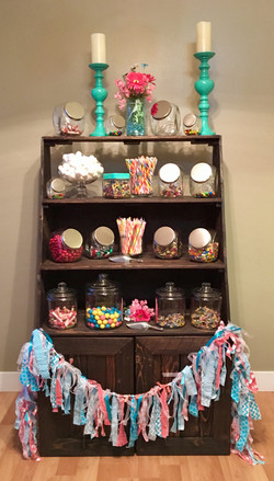 Candy Bar/Cupboard