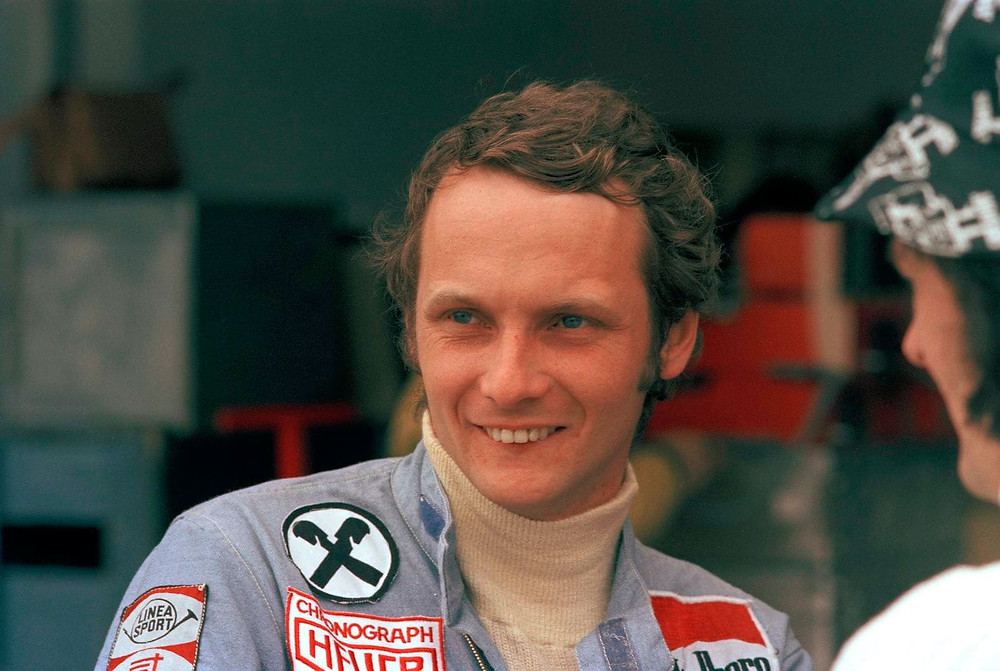 The death of Niki Lauda