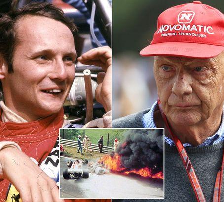 Niki Lauda, Legend and Hero