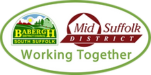 logo for Babergh and Mid Suffolk District Councils