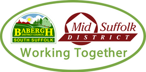 Logo for Mid Suffolk District Council