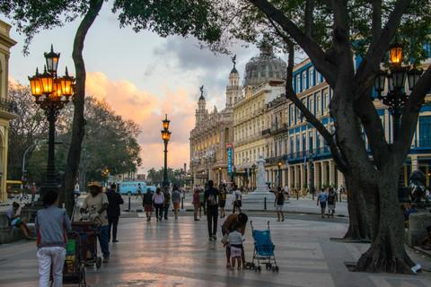 Havana by Sunset