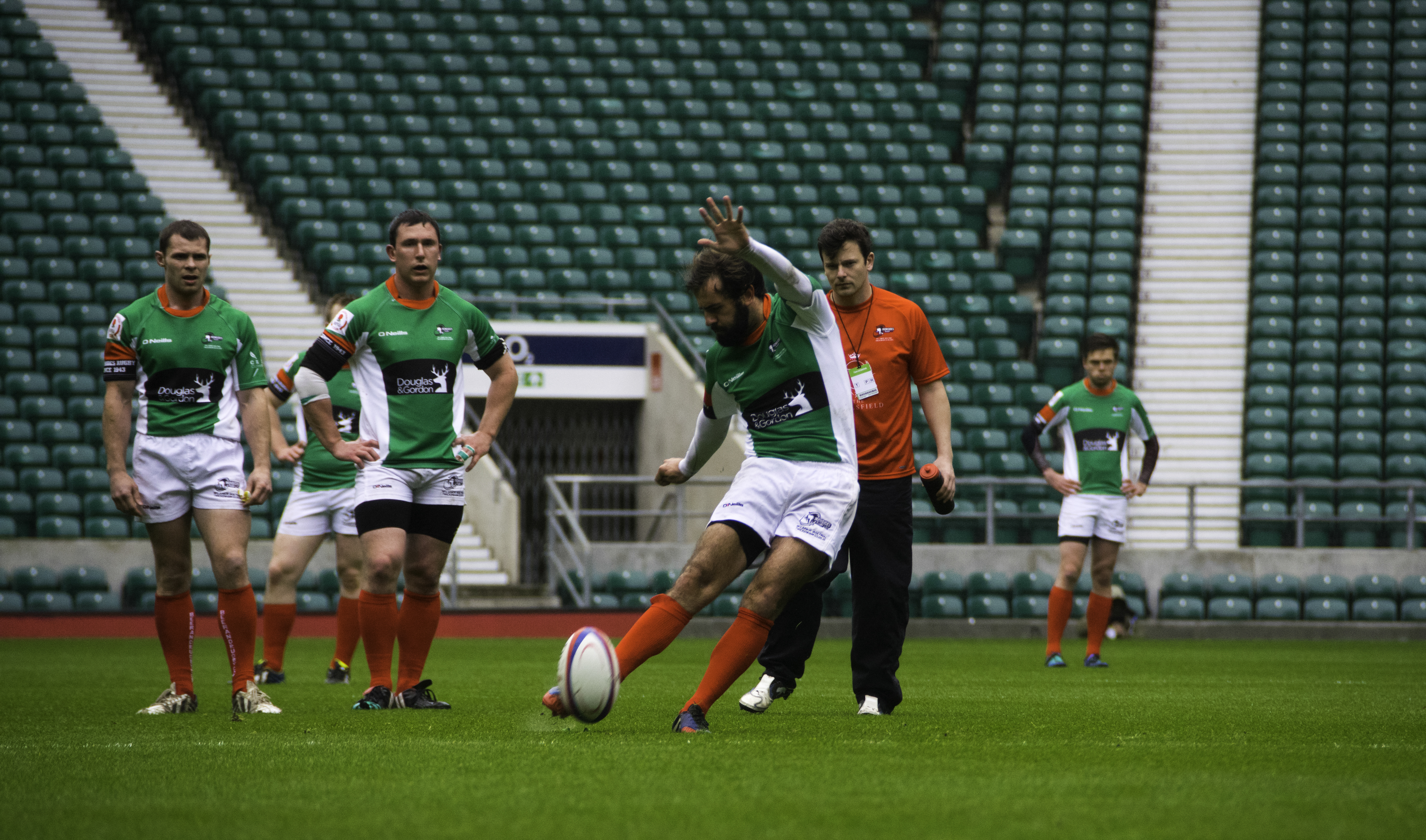Ironsides Rugby Case Study