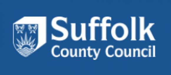 Logo for Suffolk County Council