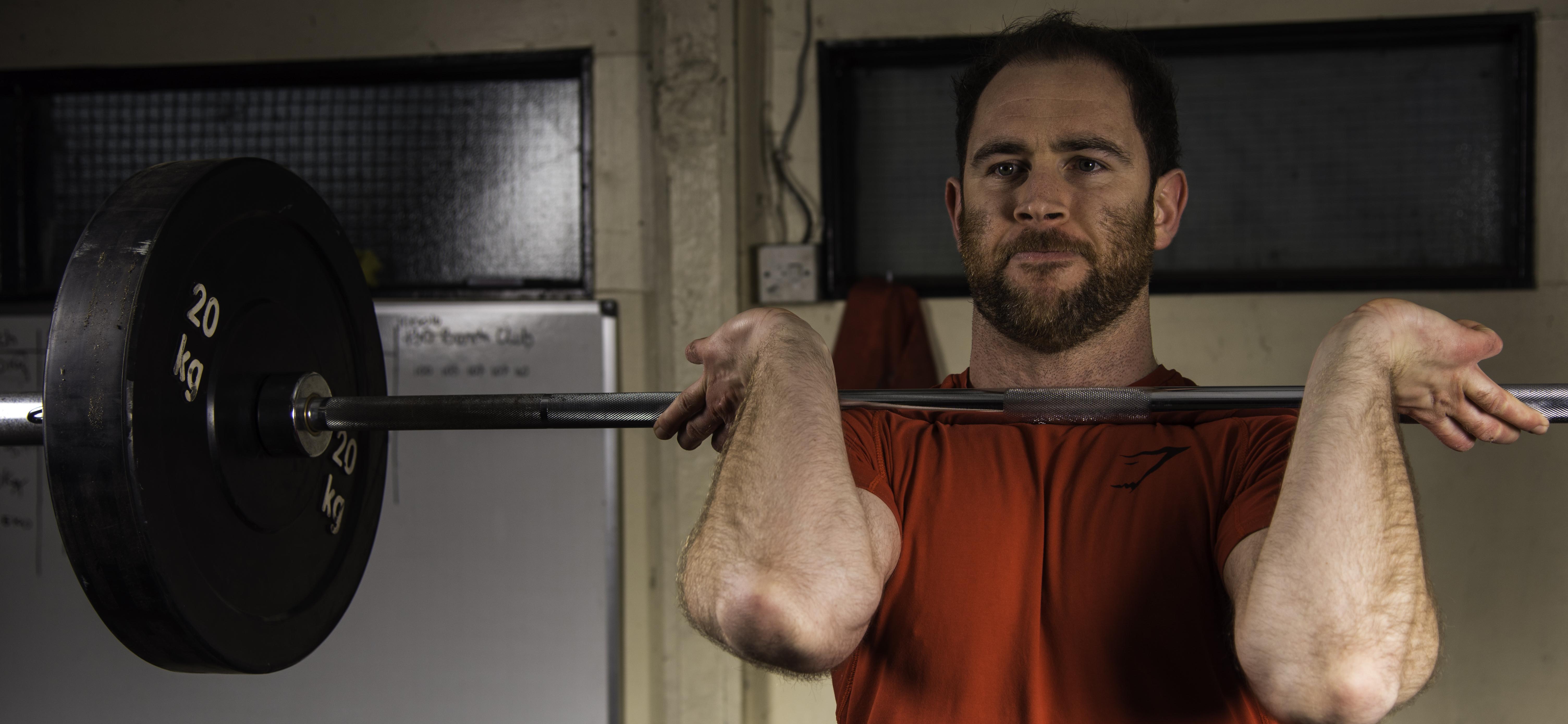 Derek Biggs - Personal Trainer