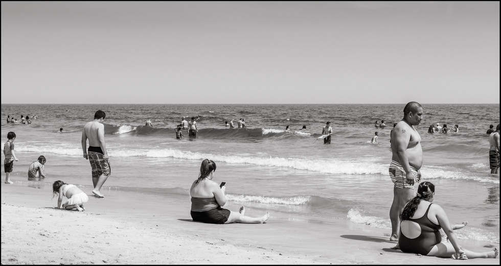 July 12, 2015. Jones Beach, New York.