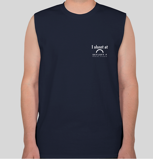 Muscle Tank Tee-Shirt