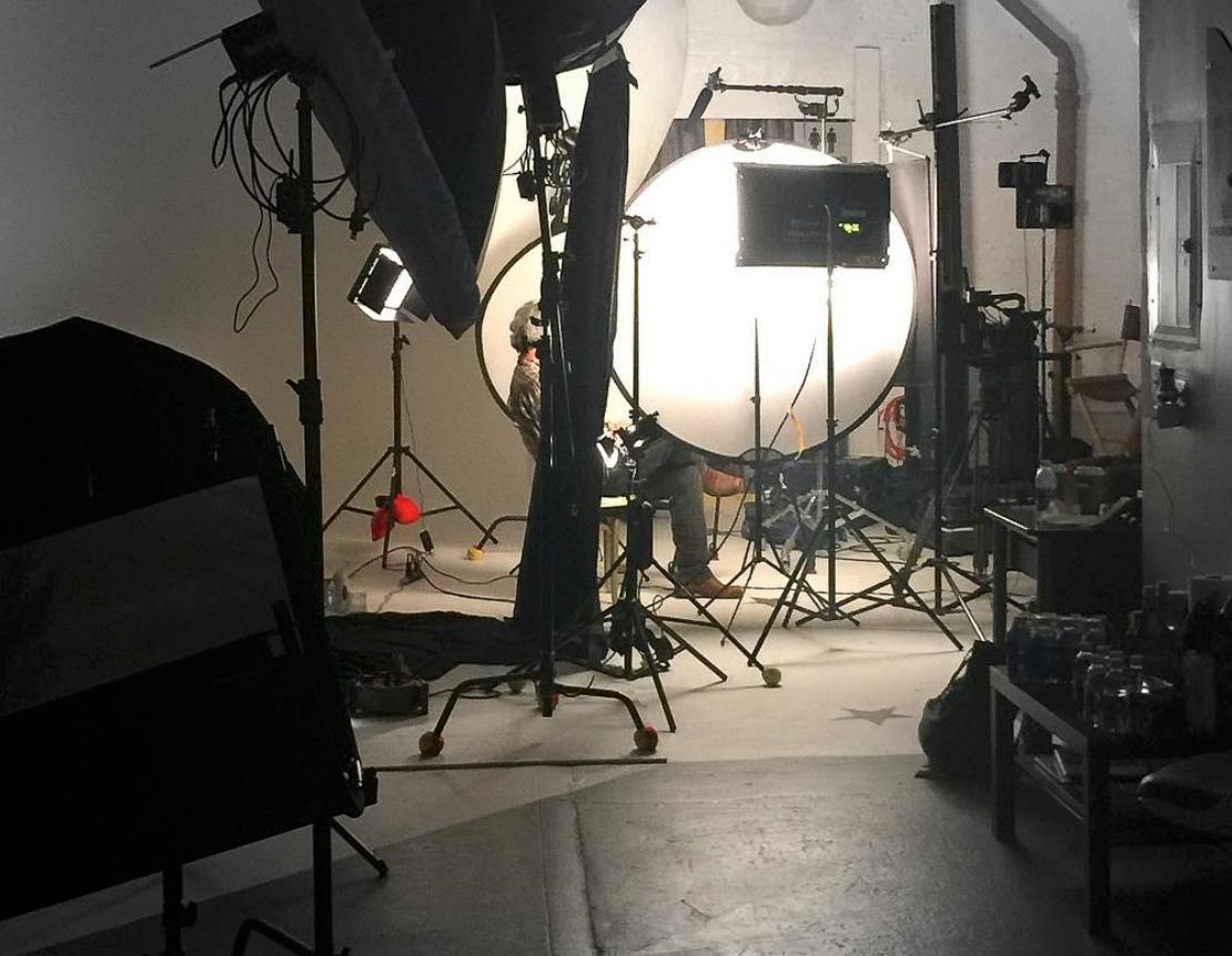 Clients interview setup