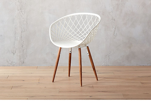 Sidera Chair in White