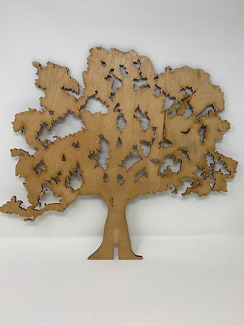 Wood Tree Stand