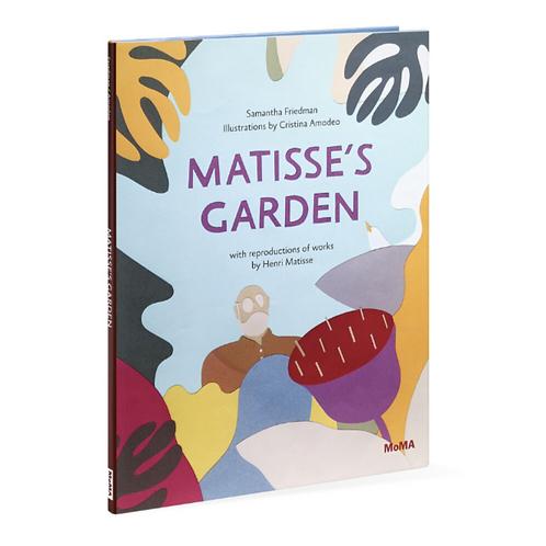 Garden Children's Book