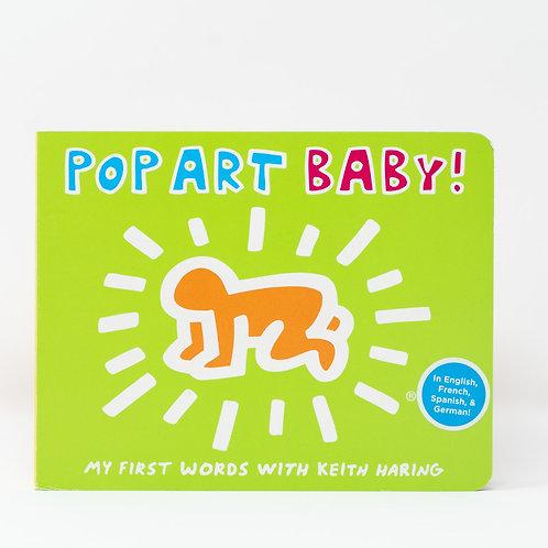 Pop Art baby book