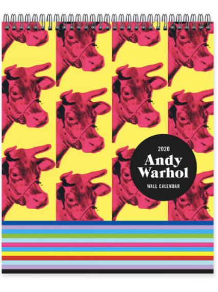 Andy Warhol 2020 Calendar