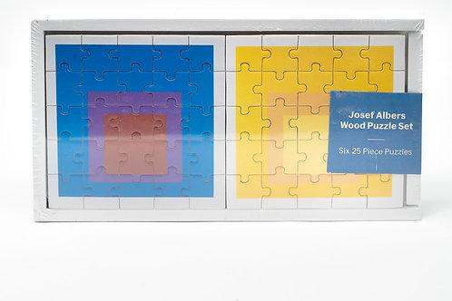 Josef Albers Puzzle