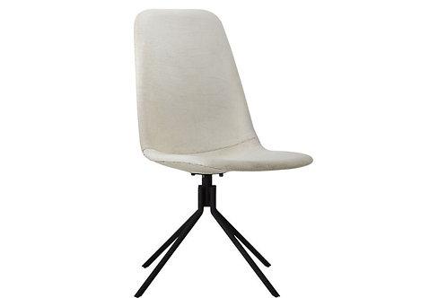 Carine Cowhide Office Chair