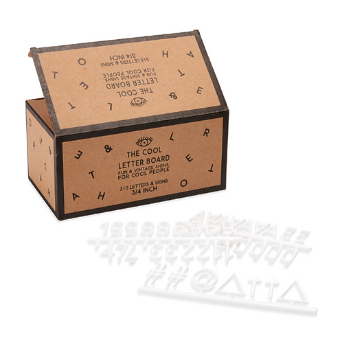 Letters Box Set
