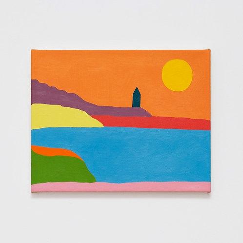 Tessa Perutz Oil Paintings