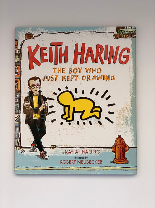The Boy Who Just Kept Drawing