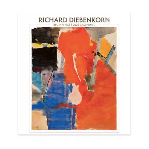Richard Diebenkorn 2020 Wall Calendar