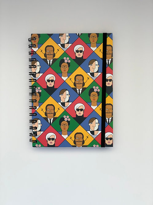 Great Modern Artists Notebook