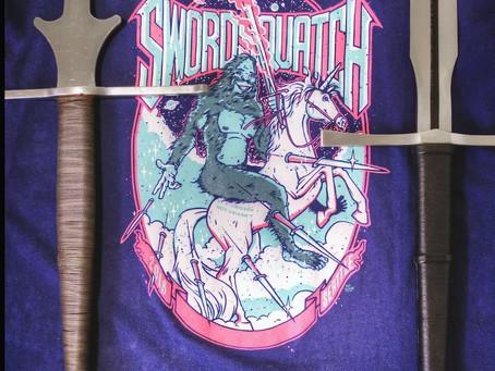 Purple Goes to Seattle - A Swordsquatch Review
