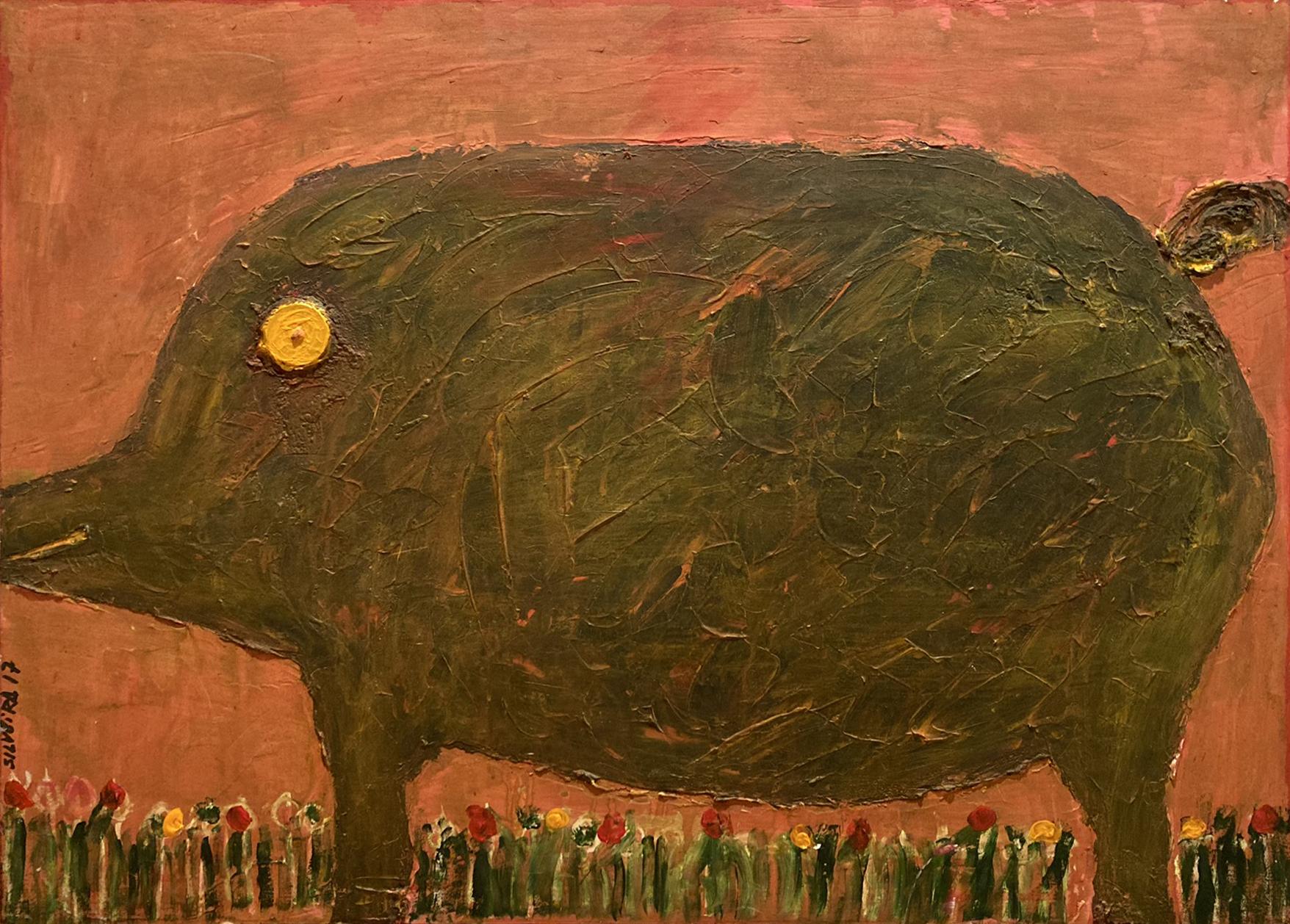 Garden Pig
