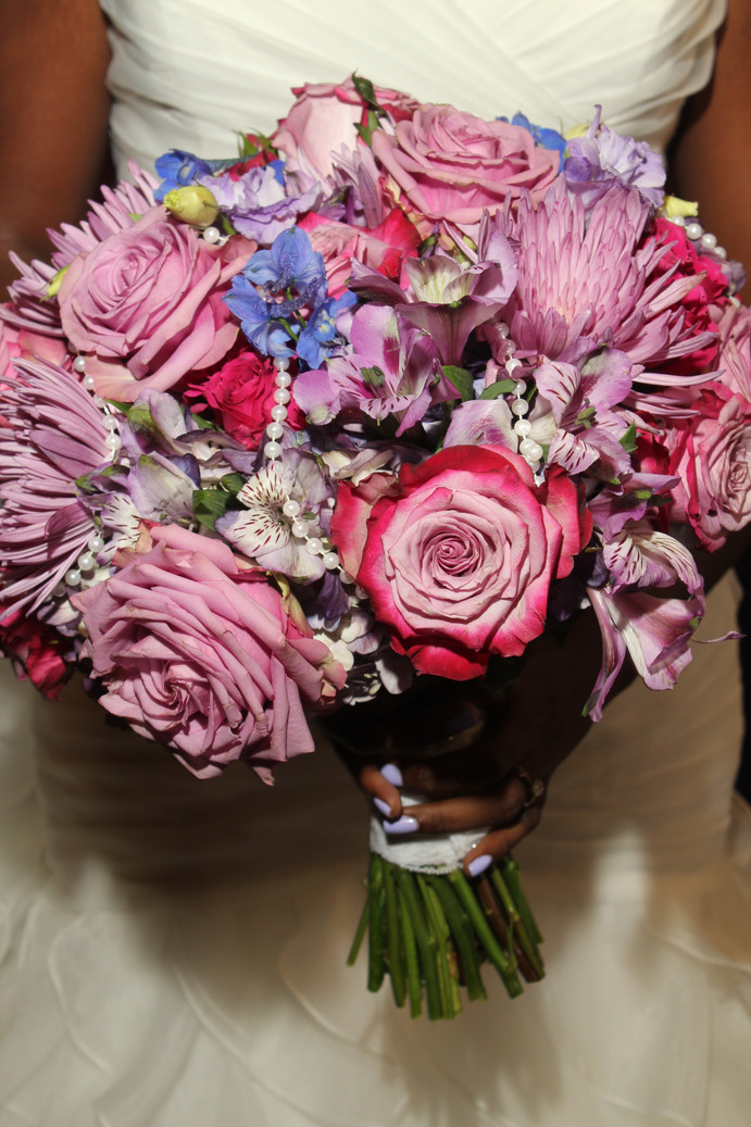 Real Wedding Review 2017: Bouquet Love (Walker-Lambert Wedding)