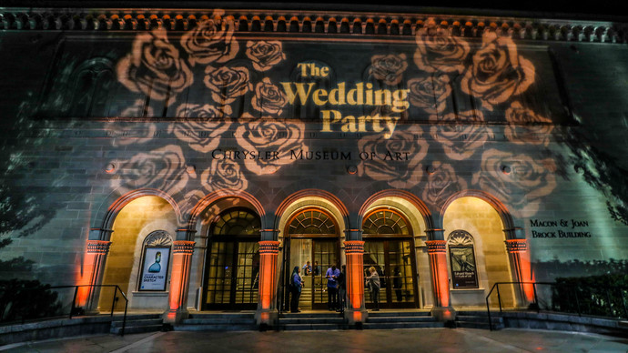 The Wedding Party - An exhibition that celebrates love.